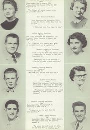 Page 15, 1957 Edition, Lincoln High School - Lincoln Log Yearbook (Esko, MN) online yearbook collection