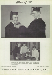 Page 13, 1958 Edition, Hawley High School - Nugget Yearbook (Hawley, MN) online yearbook collection
