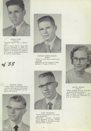 Page 17, 1958 Edition, Hawley High School - Nugget Yearbook (Hawley, MN) online yearbook collection