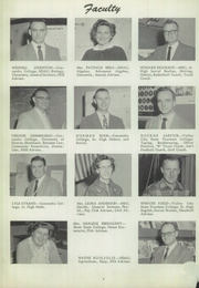 Page 8, 1958 Edition, Hawley High School - Nugget Yearbook (Hawley, MN) online yearbook collection