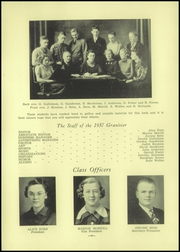 Page 10, 1937 Edition, Granite Falls High School - Kilowatt Yearbook (Granite Falls, MN) online yearbook collection