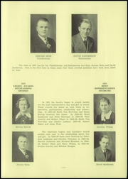 Page 11, 1937 Edition, Granite Falls High School - Kilowatt Yearbook (Granite Falls, MN) online yearbook collection