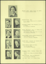 Page 12, 1937 Edition, Granite Falls High School - Kilowatt Yearbook (Granite Falls, MN) online yearbook collection