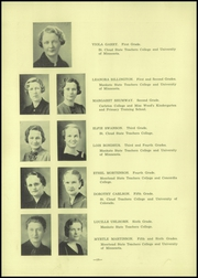 Page 14, 1937 Edition, Granite Falls High School - Kilowatt Yearbook (Granite Falls, MN) online yearbook collection