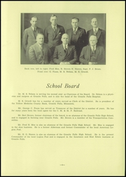 Page 7, 1937 Edition, Granite Falls High School - Kilowatt Yearbook (Granite Falls, MN) online yearbook collection