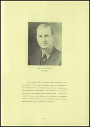 Page 9, 1937 Edition, Granite Falls High School - Kilowatt Yearbook (Granite Falls, MN) online yearbook collection