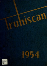 1954 Edition, Truman High School - Truhiscan Yearbook (Truman, MN)