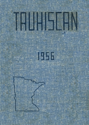1956 Edition, Truman High School - Truhiscan Yearbook (Truman, MN)