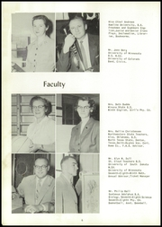 Page 10, 1956 Edition, Truman High School - Truhiscan Yearbook (Truman, MN) online yearbook collection