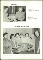 Page 12, 1956 Edition, Truman High School - Truhiscan Yearbook (Truman, MN) online yearbook collection