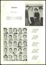 Page 16, 1956 Edition, Truman High School - Truhiscan Yearbook (Truman, MN) online yearbook collection