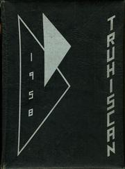 1958 Edition, Truman High School - Truhiscan Yearbook (Truman, MN)