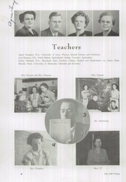 Page 10, 1949 Edition, Ada High School - Viking Yearbook (Ada, MN) online yearbook collection