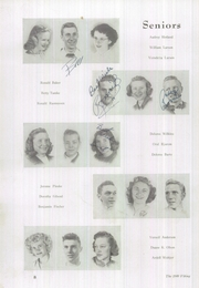 Page 12, 1949 Edition, Ada High School - Viking Yearbook (Ada, MN) online yearbook collection