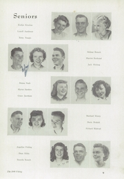 Page 13, 1949 Edition, Ada High School - Viking Yearbook (Ada, MN) online yearbook collection