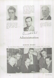 Page 8, 1949 Edition, Ada High School - Viking Yearbook (Ada, MN) online yearbook collection