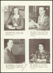 Page 16, 1951 Edition, Ada High School - Viking Yearbook (Ada, MN) online yearbook collection