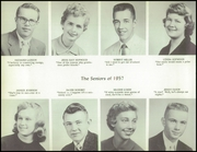 Page 10, 1957 Edition, Ada High School - Viking Yearbook (Ada, MN) online yearbook collection