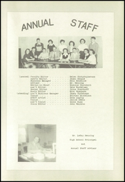 Page 9, 1951 Edition, Spring Valley High School - Reflections Yearbook (Spring Valley, MN) online yearbook collection