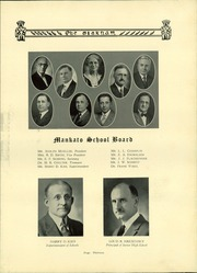 Page 15, 1929 Edition, Mankato High School - Otaknam Yearbook (Mankato, MN) online yearbook collection