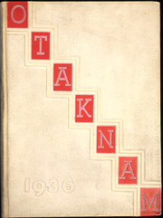 1936 Edition, Mankato High School - Otaknam Yearbook (Mankato, MN)