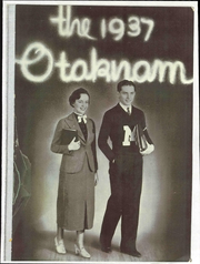 1937 Edition, Mankato High School - Otaknam Yearbook (Mankato, MN)