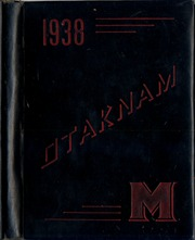 1938 Edition, Mankato High School - Otaknam Yearbook (Mankato, MN)