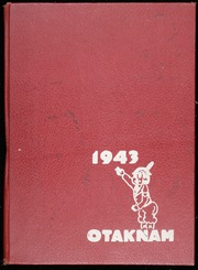 1943 Edition, Mankato High School - Otaknam Yearbook (Mankato, MN)