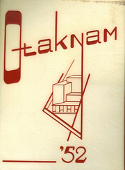 1952 Edition, Mankato High School - Otaknam Yearbook (Mankato, MN)