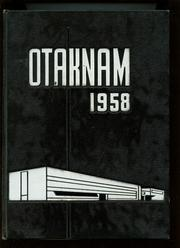 1958 Edition, Mankato High School - Otaknam Yearbook (Mankato, MN)