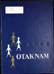 1962 Edition, Mankato High School - Otaknam Yearbook (Mankato, MN)