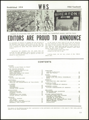 Page 17, 1954 Edition, Wheaton High School - Mallard Yearbook (Wheaton, MN) online yearbook collection
