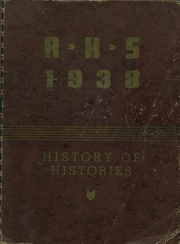 1938 Edition, Rochester High School - Rochord Yearbook (Rochester, MN)
