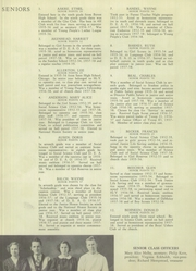 Page 10, 1938 Edition, Rochester High School - Rochord Yearbook (Rochester, MN) online yearbook collection