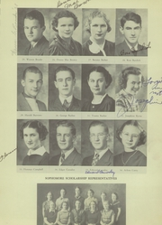 Page 15, 1938 Edition, Rochester High School - Rochord Yearbook (Rochester, MN) online yearbook collection