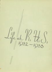 Page 7, 1938 Edition, Rochester High School - Rochord Yearbook (Rochester, MN) online yearbook collection