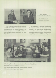 Page 11, 1945 Edition, Rochester High School - Rochord Yearbook (Rochester, MN) online yearbook collection