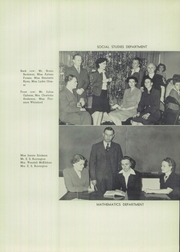 Page 13, 1945 Edition, Rochester High School - Rochord Yearbook (Rochester, MN) online yearbook collection