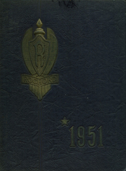 Rochester High School - Rochord Yearbook (Rochester, MN) online yearbook collection, 1951 Edition, Page 1