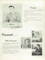 Page 11, 1951 Edition, Rochester High School - Rochord Yearbook (Rochester, MN) online yearbook collection