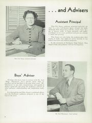 Page 12, 1951 Edition, Rochester High School - Rochord Yearbook (Rochester, MN) online yearbook collection