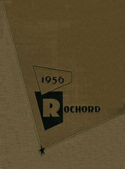 1956 Edition, Rochester High School - Rochord Yearbook (Rochester, MN)