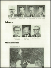 Page 16, 1956 Edition, Rochester High School - Rochord Yearbook (Rochester, MN) online yearbook collection