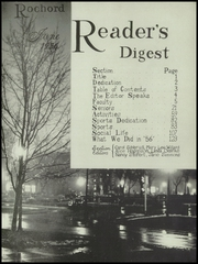 Page 7, 1956 Edition, Rochester High School - Rochord Yearbook (Rochester, MN) online yearbook collection