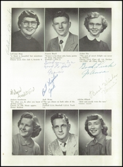 Page 11, 1951 Edition, Battle Lake High School - Balaki Yearbook (Battle Lake, MN) online yearbook collection