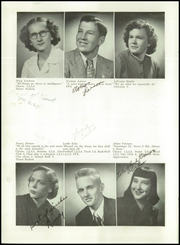 Page 14, 1951 Edition, Battle Lake High School - Balaki Yearbook (Battle Lake, MN) online yearbook collection