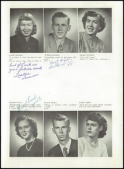 Page 15, 1951 Edition, Battle Lake High School - Balaki Yearbook (Battle Lake, MN) online yearbook collection