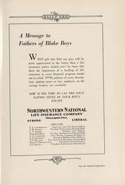 Page 187, 1932 Edition, Blake School - Call O Pan Yearbook (Hopkins, MN) online yearbook collection