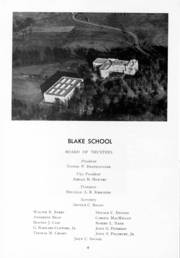 Page 10, 1949 Edition, Blake School - Call O Pan Yearbook (Hopkins, MN) online yearbook collection
