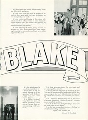 Page 13, 1957 Edition, Blake School - Call O Pan Yearbook (Hopkins, MN) online yearbook collection